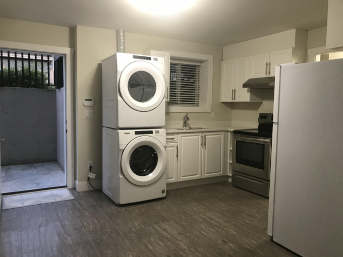 New Two-Bedroom Suite Close to BCIT and Transit